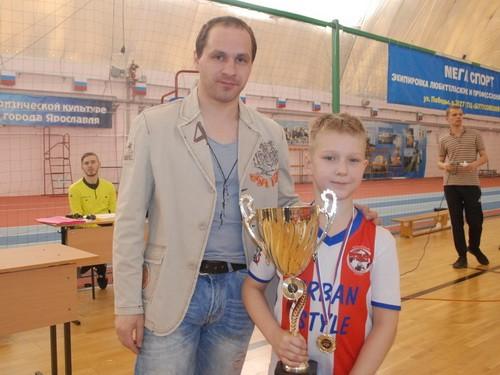 Кубок уезжает в Доброград