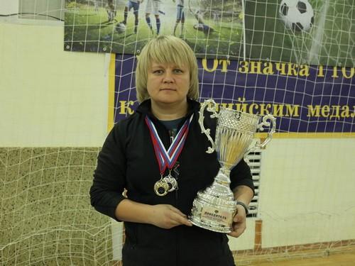 Полина Семенова