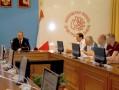 Рабочая встреча в Вологде