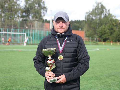 Василий Мандрыкин